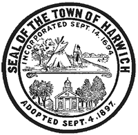 Seal of the Town of Harwich, MA